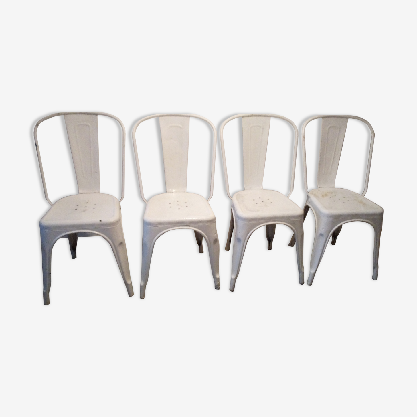 Set of old chairs TOLIX