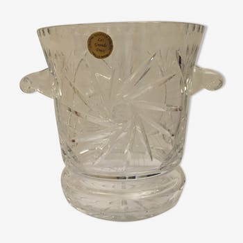 Crystal champagne bucket