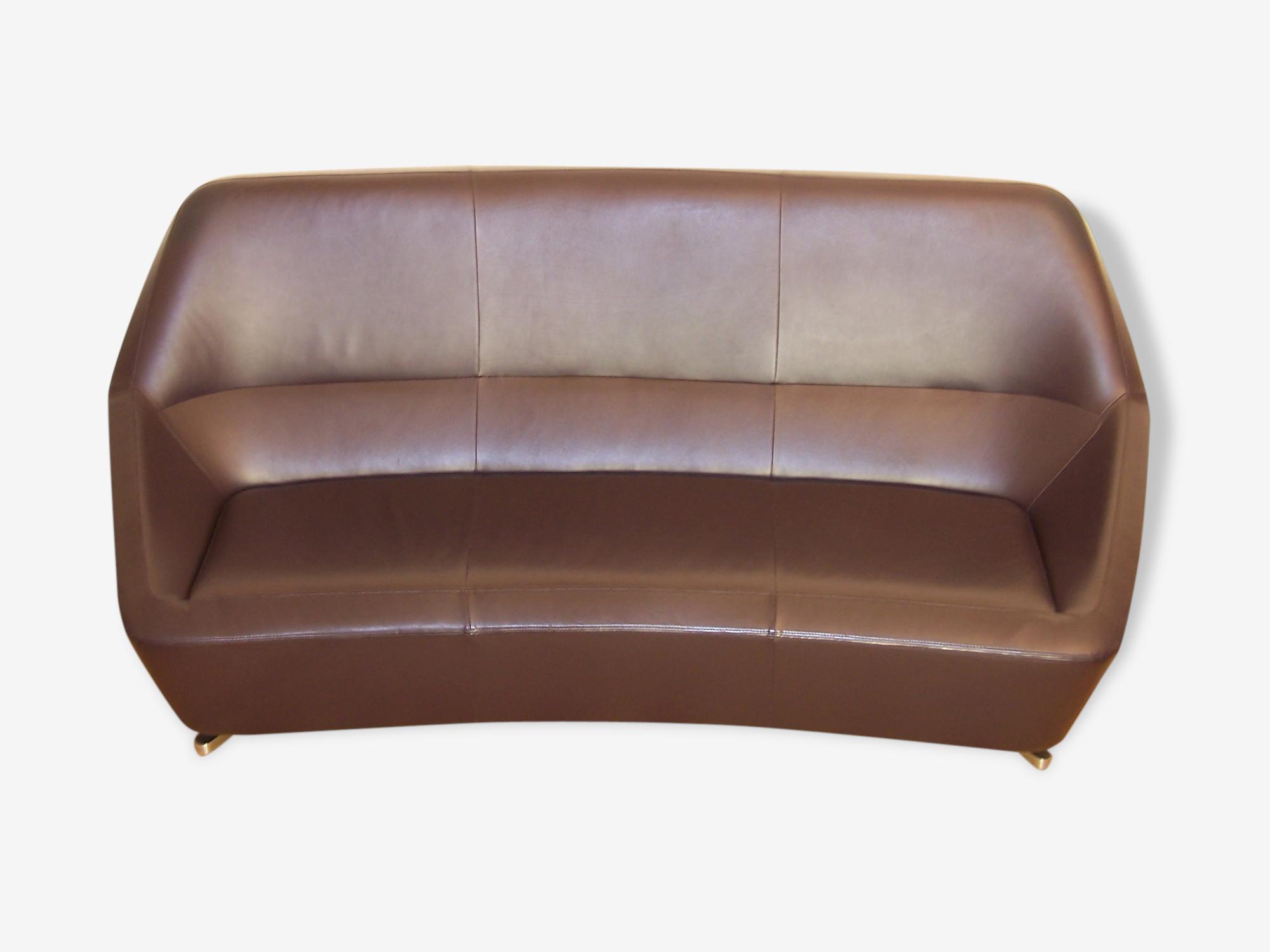 Canapé design modèle Pluriel by Cinna