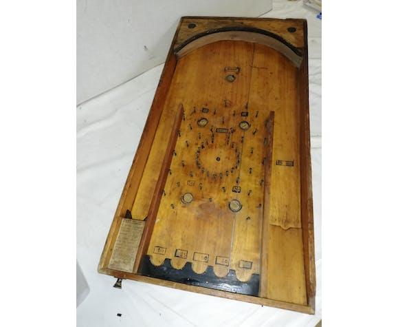 Anciens jeux de billes en bois