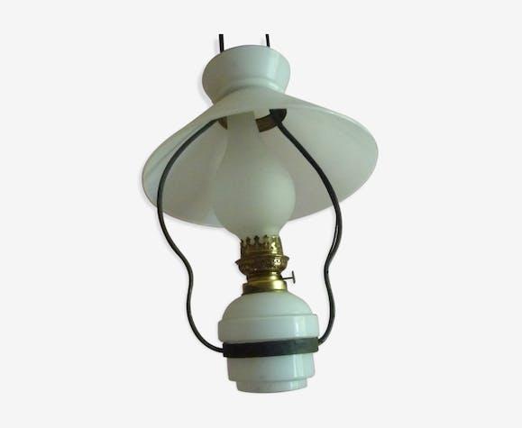 Vintage Rare Années 60 Lampe À Suspension En Forme Pétrole Lustre De ZPTOXiku