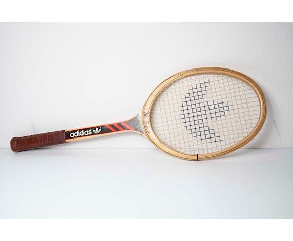 Adidas Ilie Nastase tennis racket | Selency