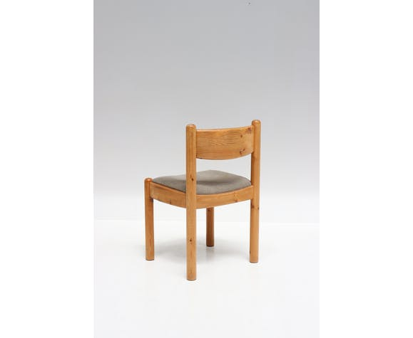 Ensemble de 6 chaises à manger en pin
