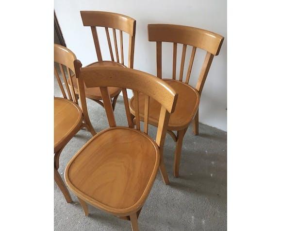 4 Baumann chairs
