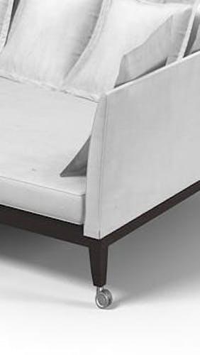 Canapé lounge 'Neoz' par Philipe Starck Driade