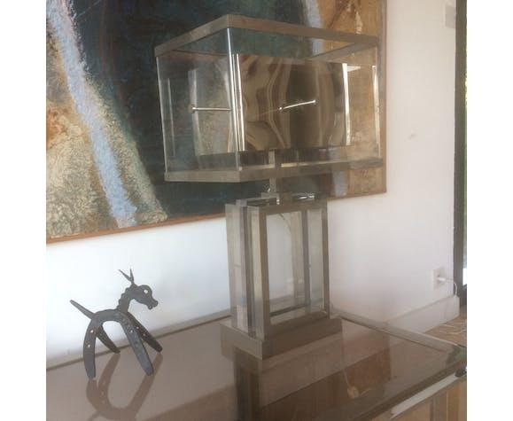 Lampe de table du designer Roméo Rega, Italie circa 1970.