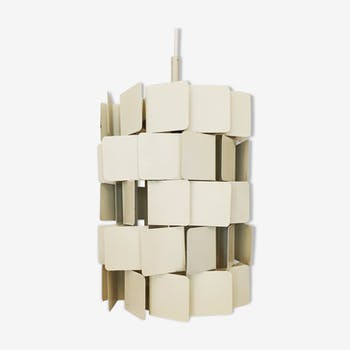 Danish mid-century modern pendant lamp by Louis Weisdorf for Lyfa