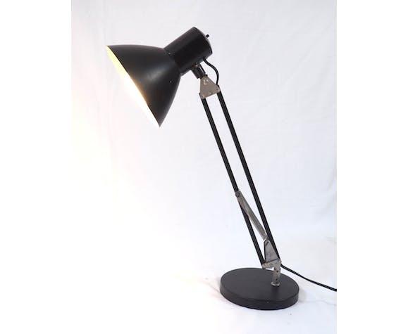 Lampe architecte noire