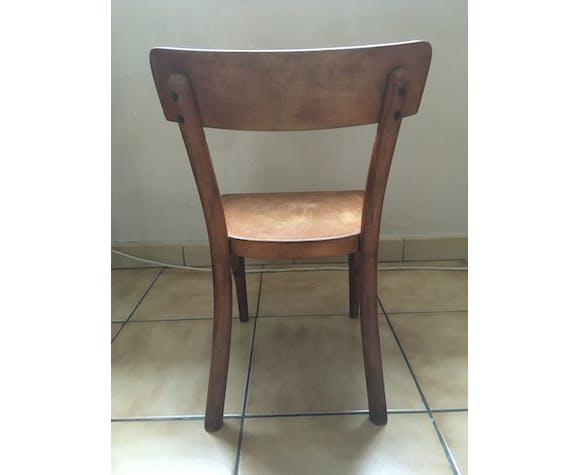 Chaise en bois Baumann pour enfant en hêtre