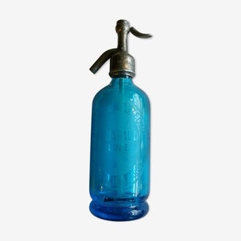 Turquoise siphon