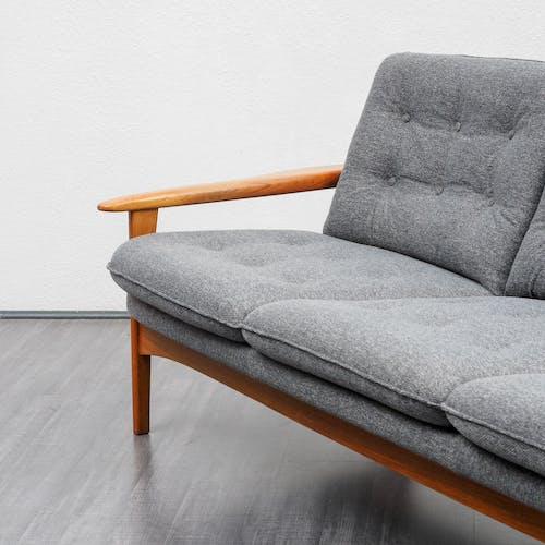 Canape in teak, 60s scandinavian style
