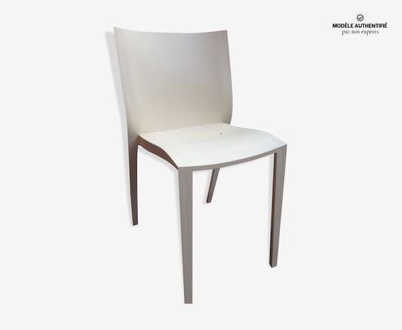 Philippe Plastique Slick Design Chaise Starck Blanc 8OPkNX0wn