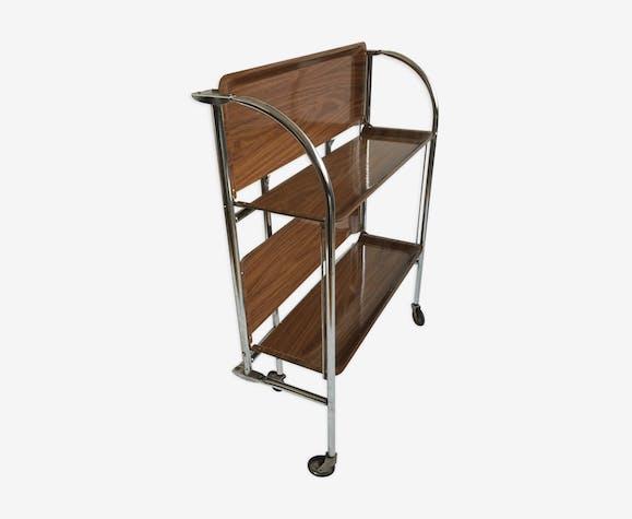 Vintage kitchen trolley - formica - wooden - vintage - YBnvmsr on wooden bar cart, paper cart, dining room cart, vintage dresser, vintage cabinet, rustic cart, art cart, clothing cart, vintage rack, vintage ottoman, vintage mirror, jewelry cart, cooking cart, vintage hutch, sports cart, pop up cart, china cart, halloween cart, travel cart, outdoor cart,