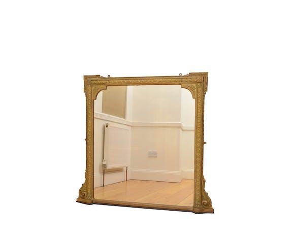 Miroir victorien - 112x121cm