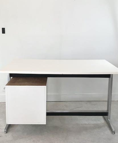 Bureau moderniste d'Etienne Fermigier 1970