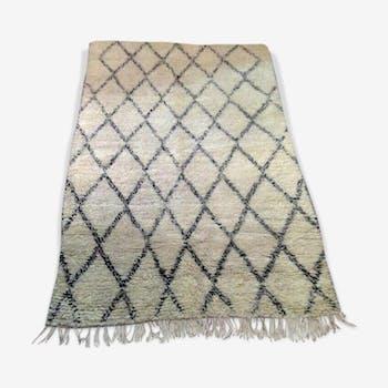 Carpet of Beni Ouarain 225 X 140 cm