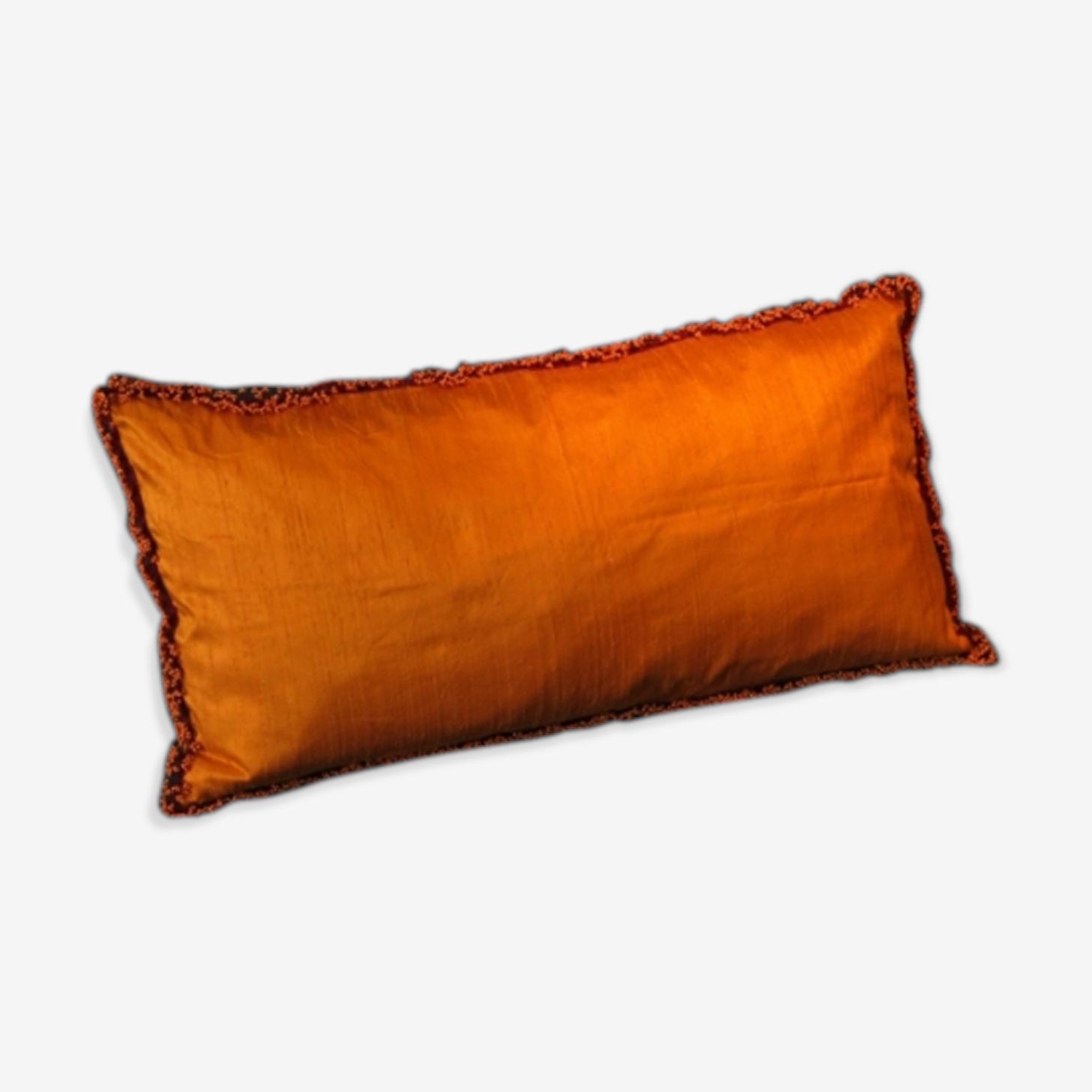 Coussin en soie