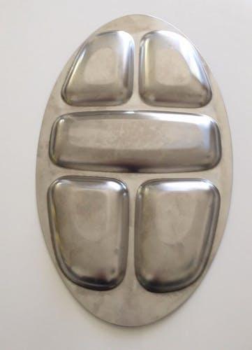 vintage steel tray 70
