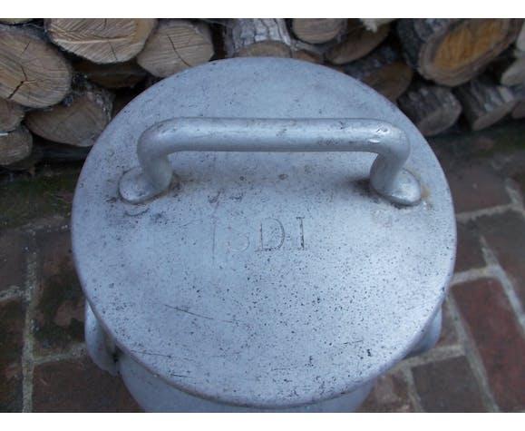 Gautier zinc pot