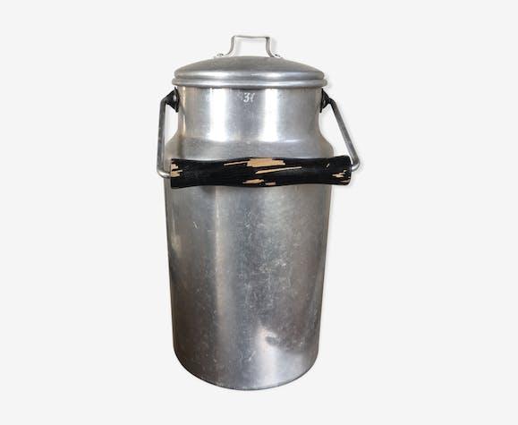 Pot à lait 3 litres en aluminium