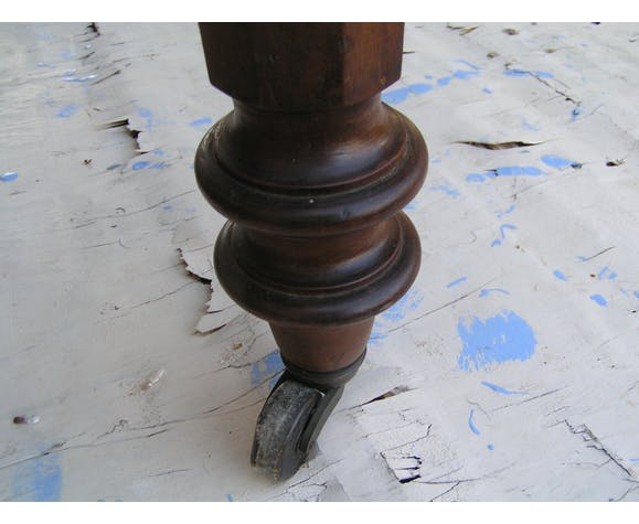 Table à volet en chêne