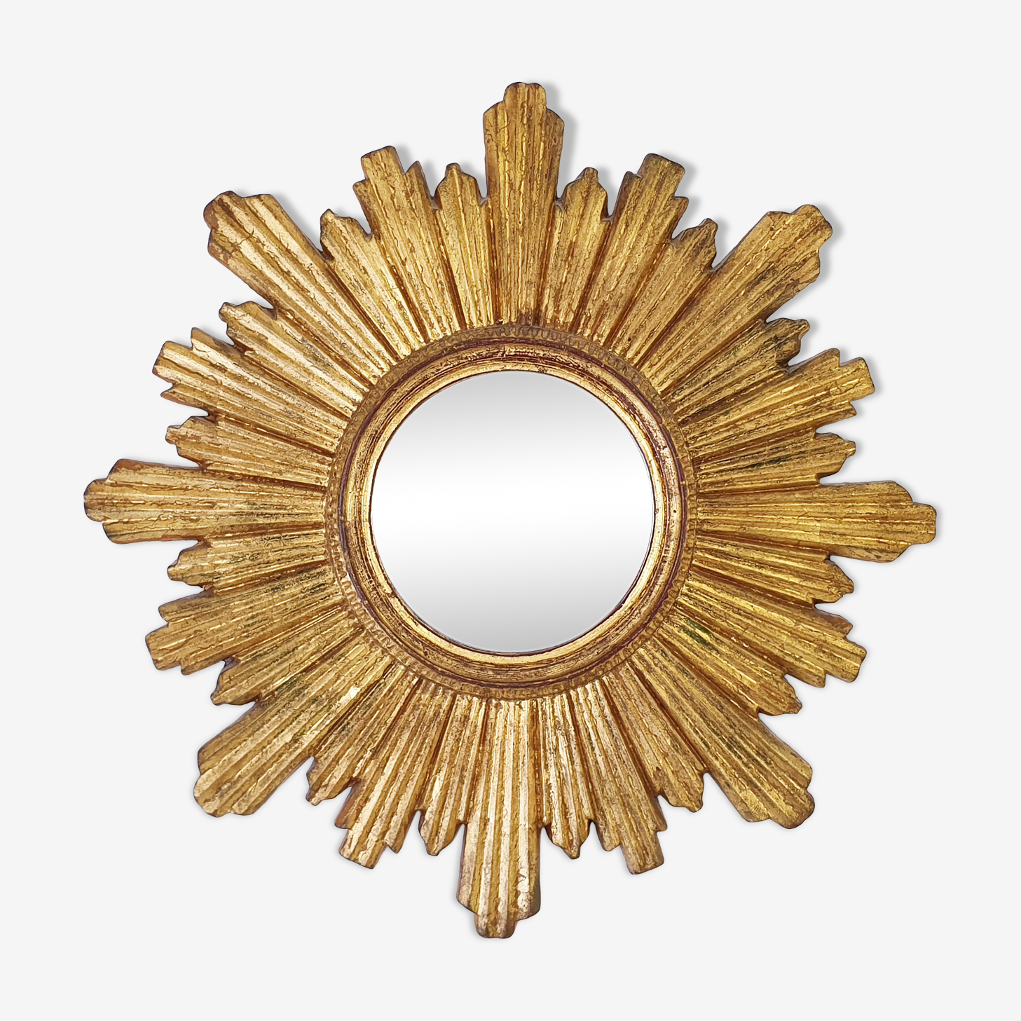 Miroir soleil 60x60cm