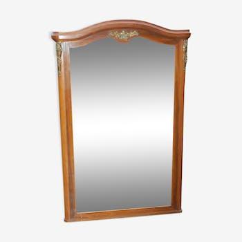Miroir Napoleon III biseauté  160x100cm