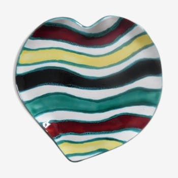 Gabriel Fourmaintraux ceramic plates