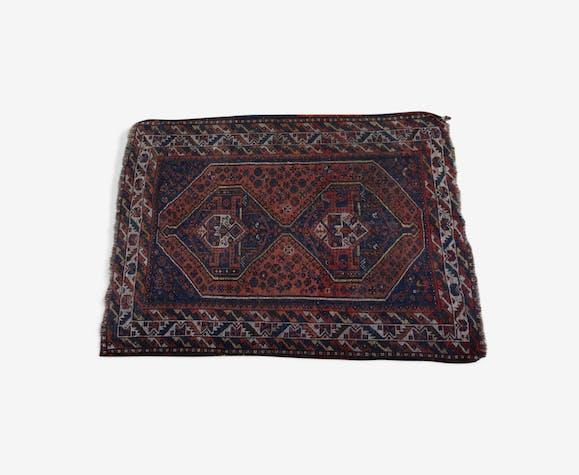 Tapis persan en laine du début du XXe siècle 206x150cm