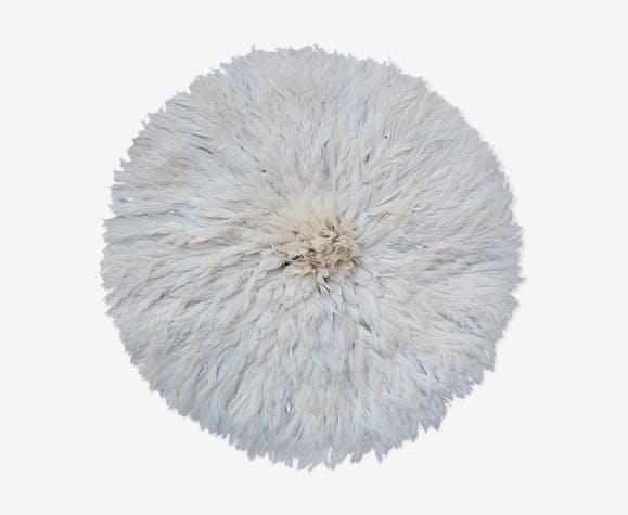Juju hat blanc crème 80cm