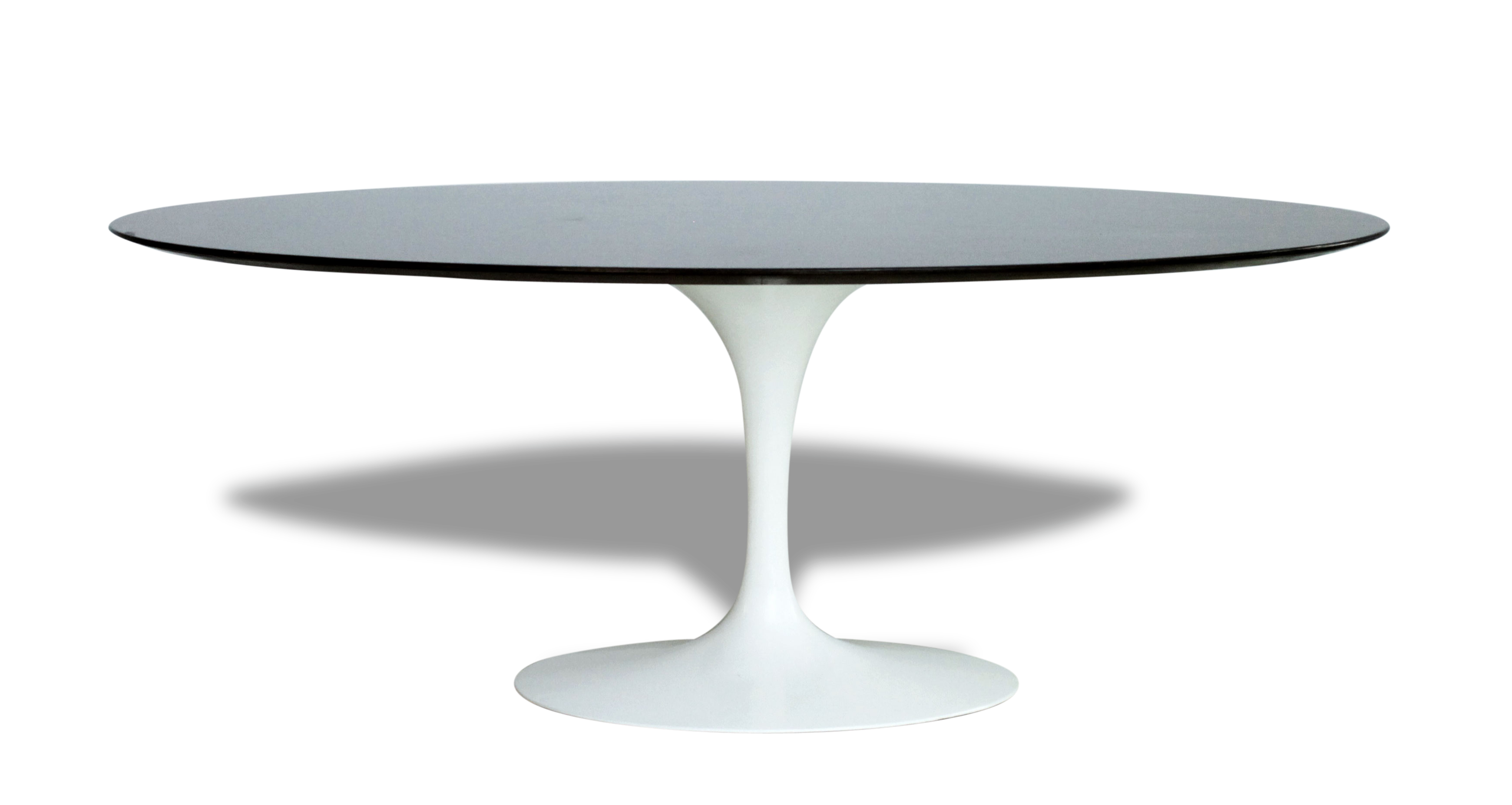 table tulipe ovale knoll table knoll saarinen knoll saarinen tulip dining table cm diameter. Black Bedroom Furniture Sets. Home Design Ideas