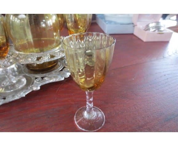 Service à liqueur années 1900