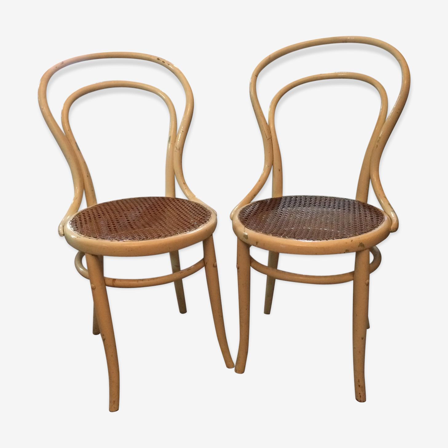 Chaises de bistrot Kohn