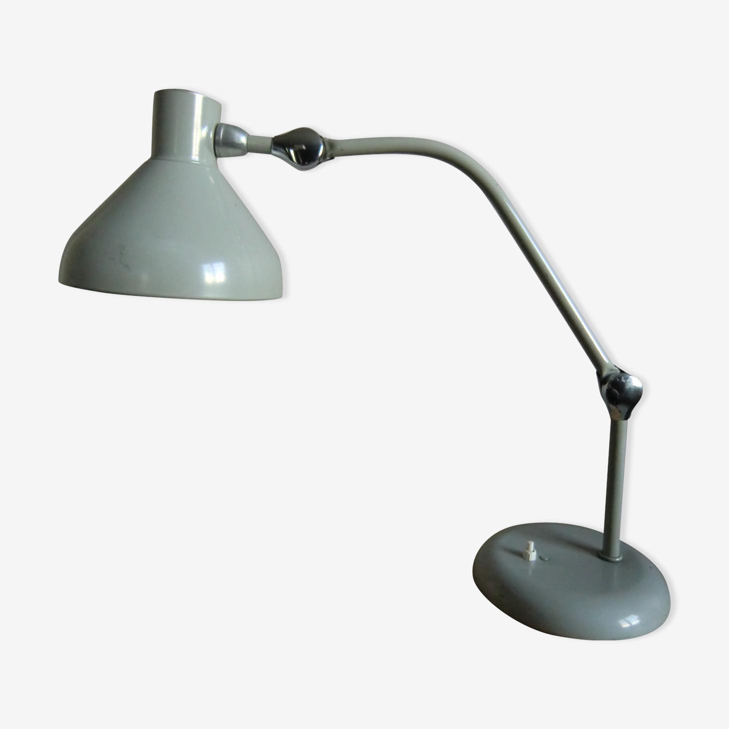 Lampe Jumo Gs1 Grise Metal Grey Industrial Wpstlrc