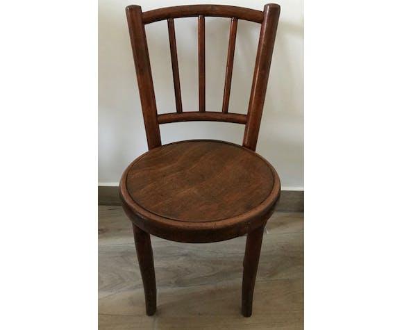 Vintage Fischel child chair