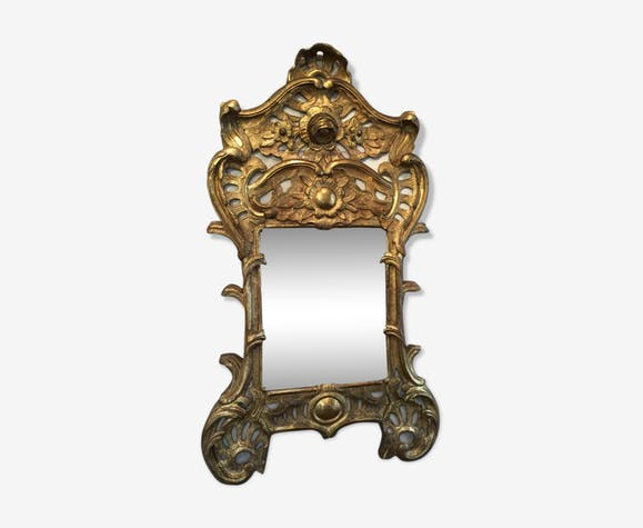 Miroir XVIII ème siècle Italien