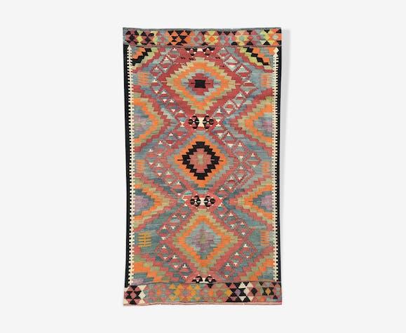 Vintage kilim anatolien 1,71 m x 0,98 m