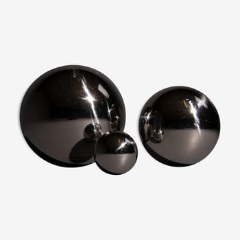 Boules à facettes en acier inoxydable