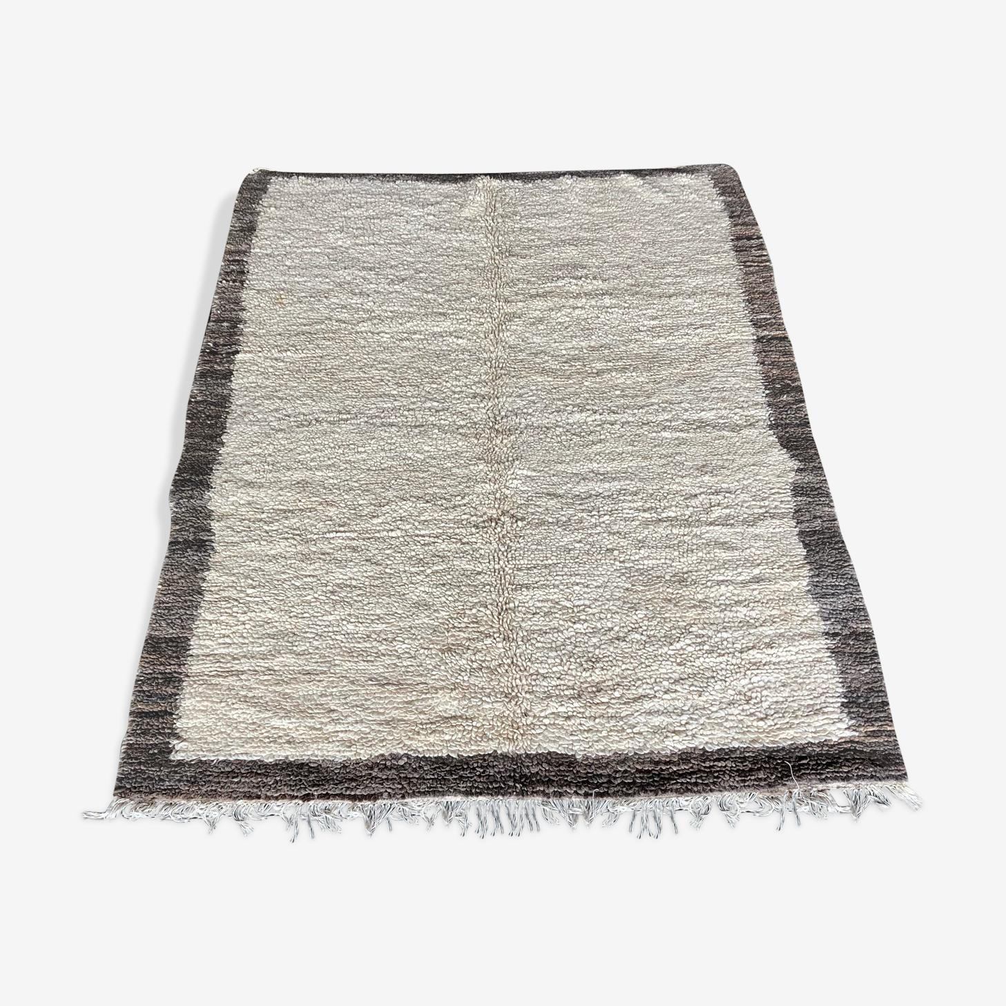 Tapis Beni Ouarain, tapis marocain 240x170cm