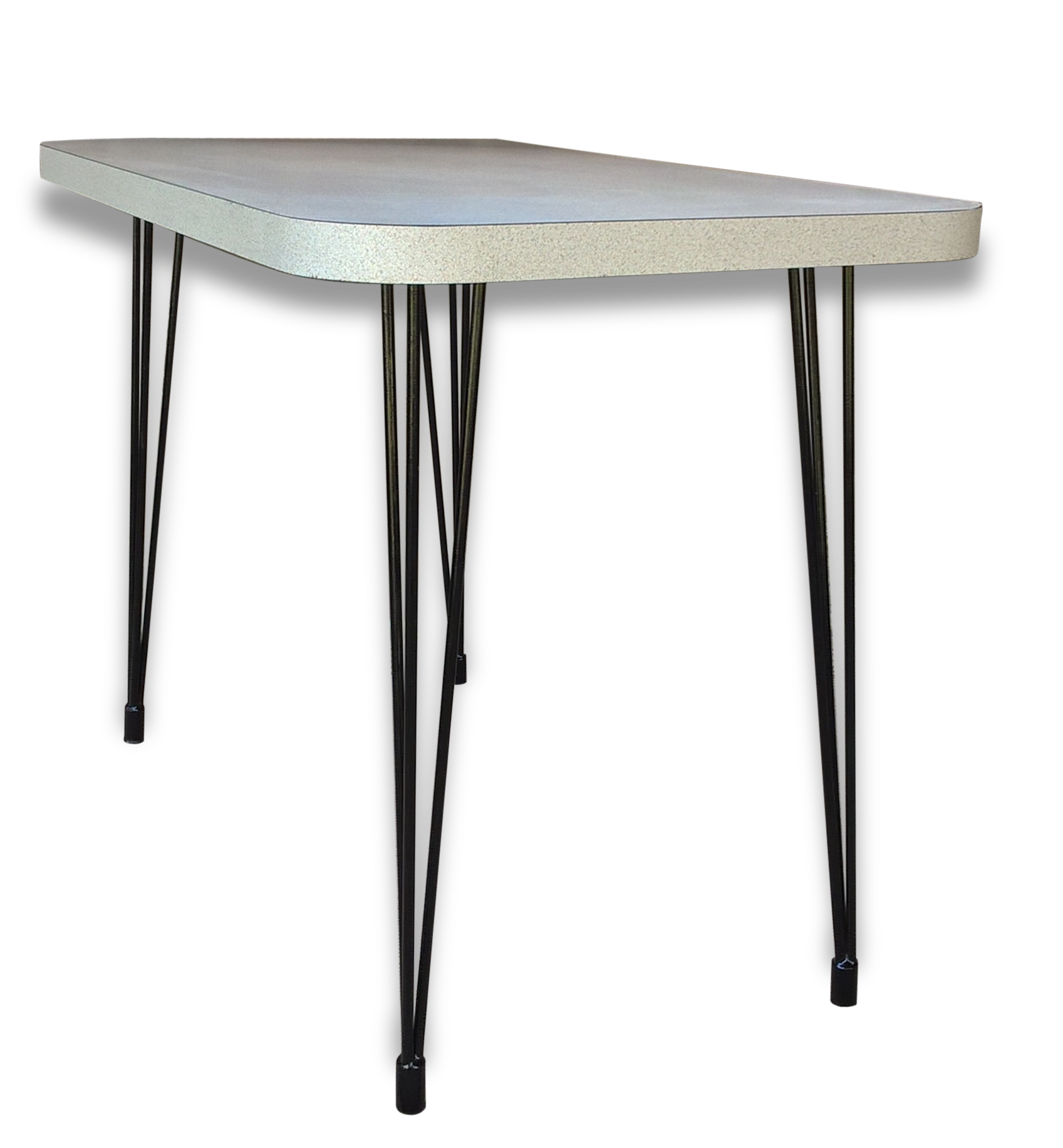 latest great table bistrot pieds eiffel with pied de table bistrot with pied de table original. Black Bedroom Furniture Sets. Home Design Ideas