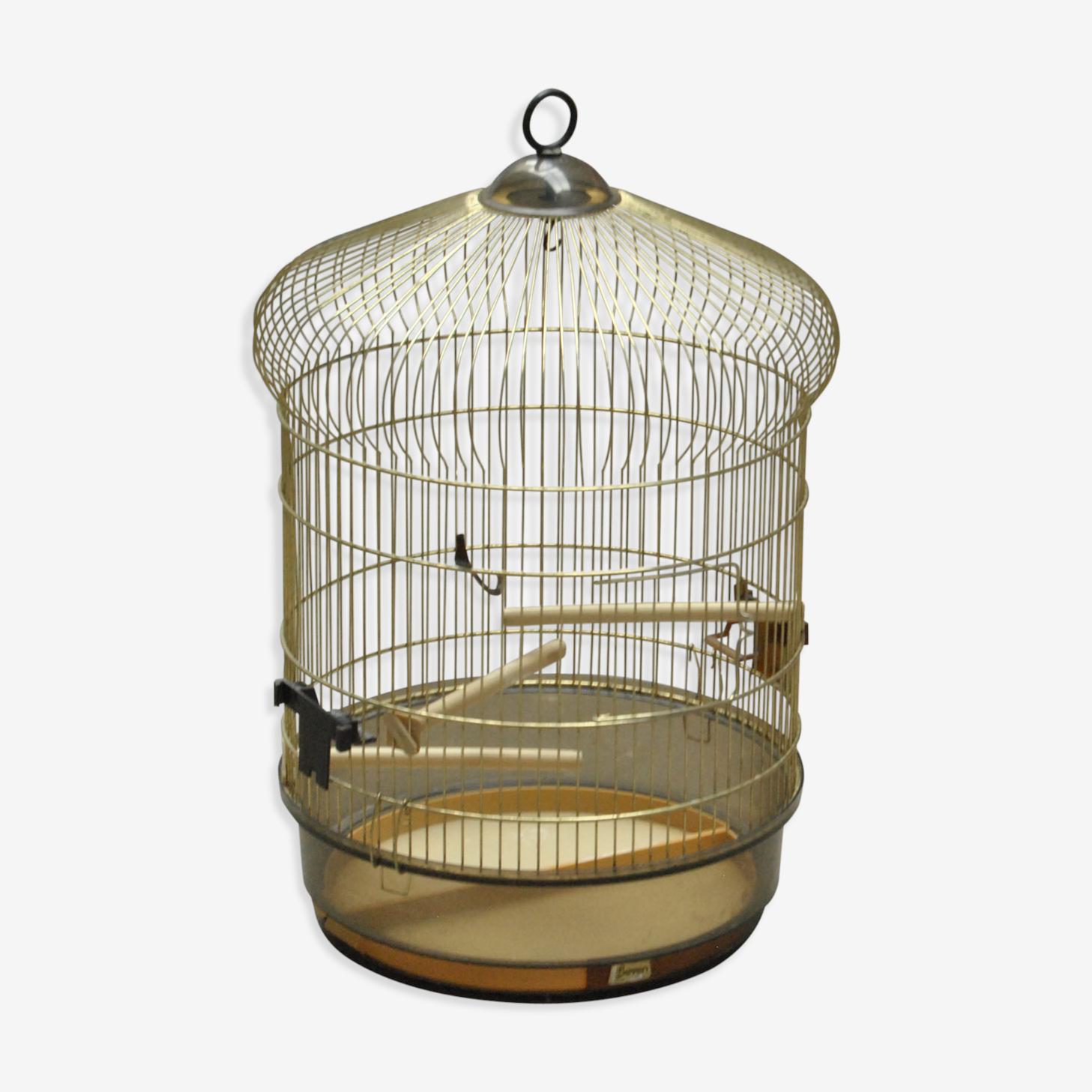 """Cage à oiseaux des années  """"seven"""""""