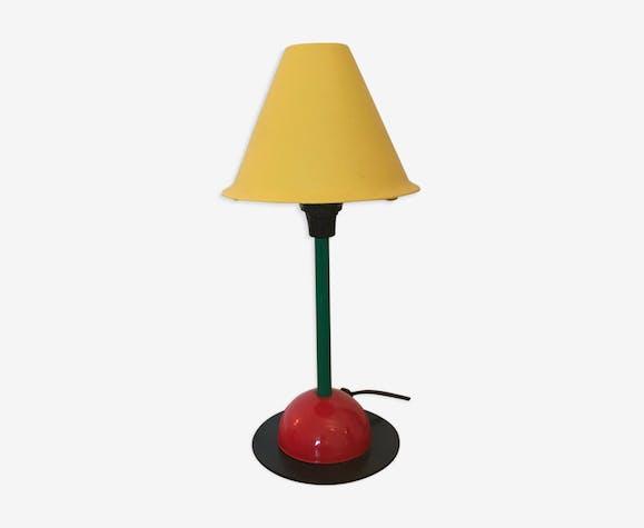 Lampe style Memphis 1980