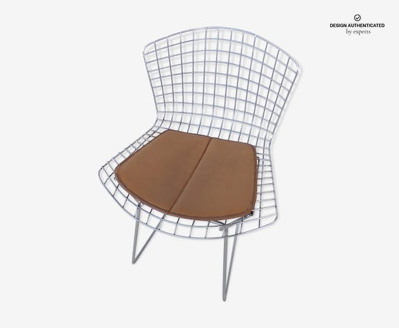 chaise bertoia knoll international - Chaise Bertoia
