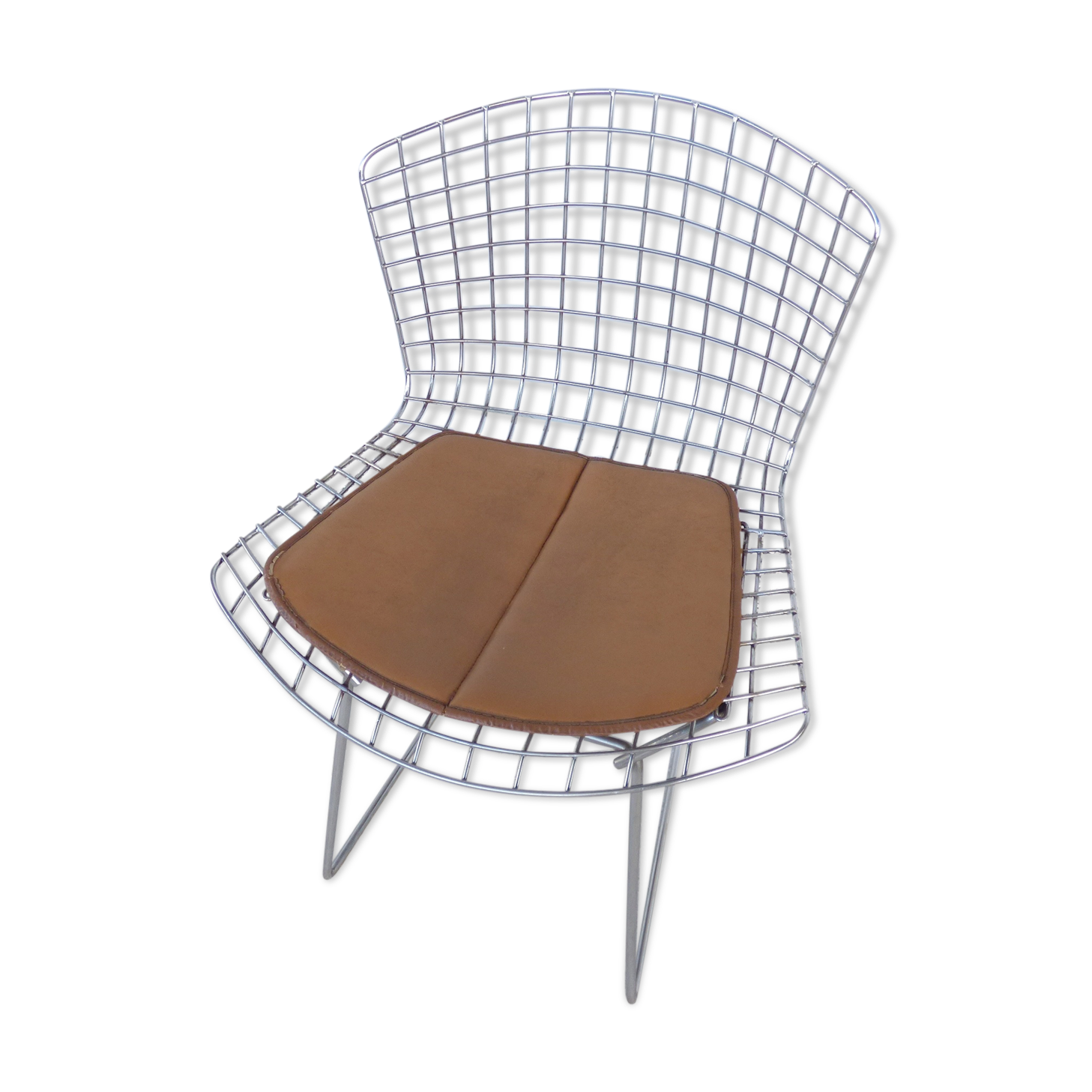 chaise bertoia trendy chaise bertoia side chair annes chaise mtal design with chaise bertoia. Black Bedroom Furniture Sets. Home Design Ideas