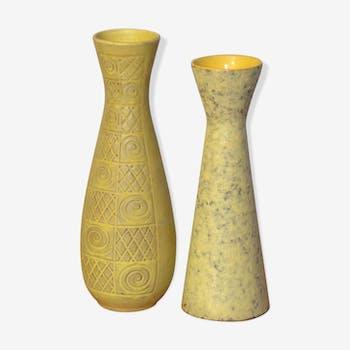 Duo de vases West Germany