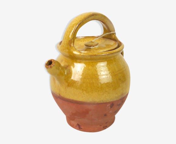 Gargoulette jaune