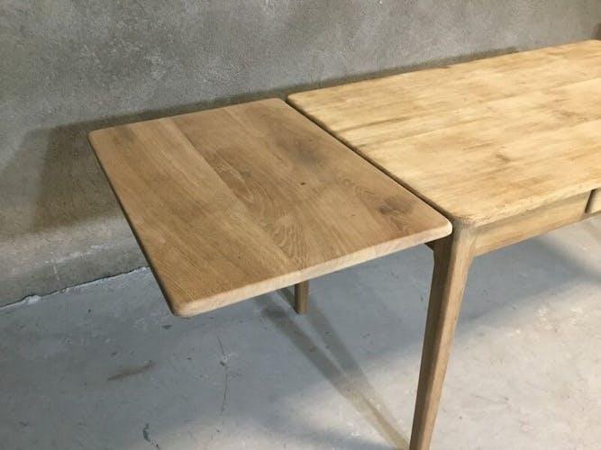Table bois brut