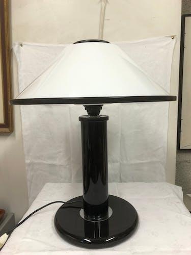 Lampe design années 70