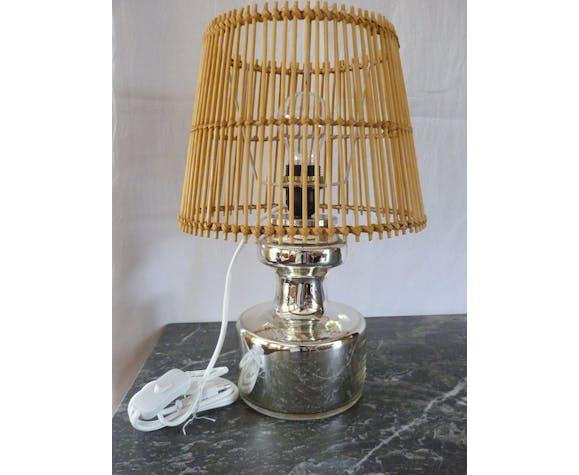 Lampe de table mercurisée