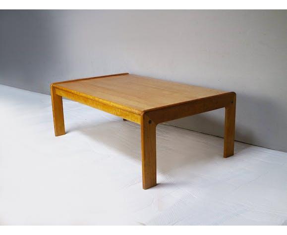 1970's Danish mid century modern coffee table